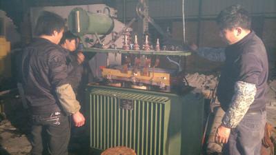 深圳油浸式變壓器吊心維修