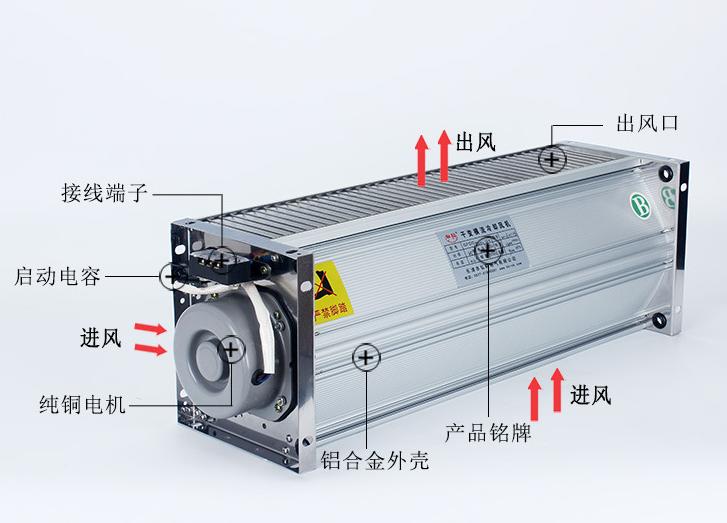 深圳变压器冷却风机安装维修